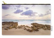 Beach Sunrise At Jupiter Island Florida Carry-all Pouch