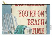 Beach Time 1 Carry-all Pouch