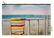 Beach Towel Carry-all Pouch