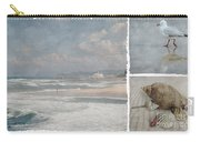 Beach Triptych 1 Carry-all Pouch