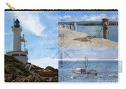 Beach Triptych 2 Carry-all Pouch