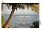 Beach Under The Palm 1 Carry-all Pouch