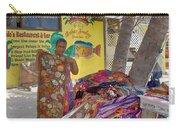 Beach Vendor Carry-all Pouch