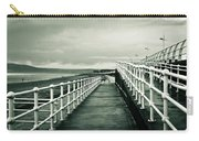 Beach Walkway Carry-all Pouch by Tom Gowanlock