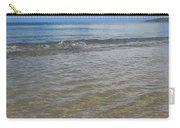 Beach Waves Tall Carry-all Pouch