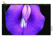 Beach Wildflower  Carry-all Pouch