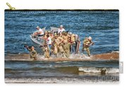 Beachhead Re-enactment Landing Carry-all Pouch