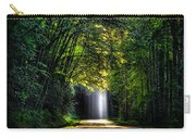Beam Me Up Great Smoky Mountains Tennessee Mountains Art Carry-all Pouch