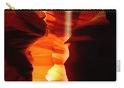 Beams Of Light In Antelope Canyon Carry-all Pouch