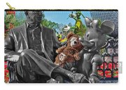 Bear And His Mentors Walt Disney World 03 Carry-all Pouch