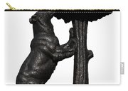 Bear And The Madrono Tree Carry-all Pouch by Fabrizio Troiani