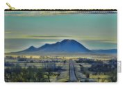 Bear Butte Surreal Carry-all Pouch