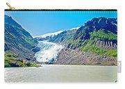 Bear Glacier Near Stewart-british Columbia  Carry-all Pouch