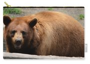 Bear In The Bath Carry-all Pouch