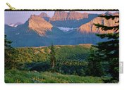 Bear Valley Glacier National Park Carry-all Pouch