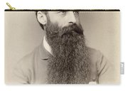 Bearded Man Carry-all Pouch