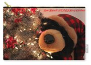 Beary Merry Christmas Carry-all Pouch