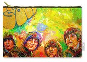 Beatles Rubber Soul Carry-all Pouch