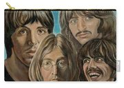 Beatles The Fab Four Carry-all Pouch
