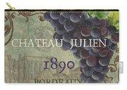 Beaujolais Nouveau 2 Carry-all Pouch