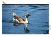 Beautiful African Brown Goose Carry-all Pouch