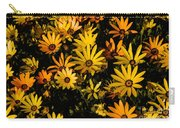 Beautiful African Daisies Carry-all Pouch