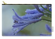 Beautiful  Agapanthus Carry-all Pouch