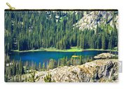 Beautiful Alpine Lake Carry-all Pouch