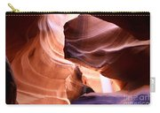 Beautiful Antelope Canyon Colors Carry-all Pouch
