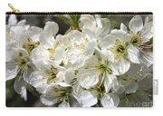 Beautiful Apple Blossoms Carry-all Pouch