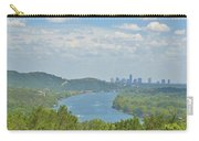 Beautiful Austin Texas Carry-all Pouch