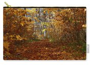 Beautiful Autumn Sanctuary Carry-all Pouch