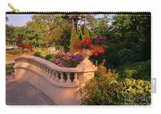 Beautiful Balustrade Fence In Halifax Public Gardens Carry-all Pouch