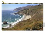 Beautiful Big Sur Coastline Carry-all Pouch