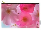 Beautiful Blooms Carry-all Pouch