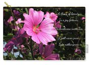 Beautiful Blossom 2 Carry-all Pouch