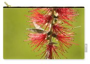 Beautiful Bottle Brush Flower Carry-all Pouch