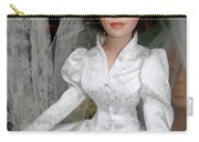 Beautiful Bride Carry-all Pouch