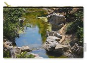 Beautiful Brook Carry-all Pouch