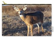 Beautiful Buck Carry-all Pouch
