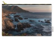 Beautiful California Coast In Spring Carry-all Pouch