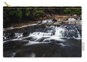 Beautiful Cascade In Western Ghats In Karnataka India Carry-all Pouch