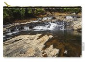 Beautiful Cascade In Western Ghats Karnataka India Carry-all Pouch