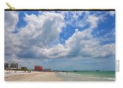 Beautiful Clearwater Beach Carry-all Pouch