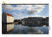 Beautiful Clouds Over Motlawa River - Gdansk Carry-all Pouch