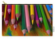 Beautiful Colored Pencils Carry-all Pouch