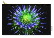 Beautiful Colorful Holiday Fireworks 1 Carry-all Pouch