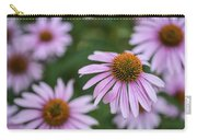 Beautiful Cone Flowers Closeup Carry-all Pouch