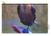 Beautiful Cormorant Carry-all Pouch