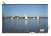 Beautiful Day By The River Carry-all Pouch